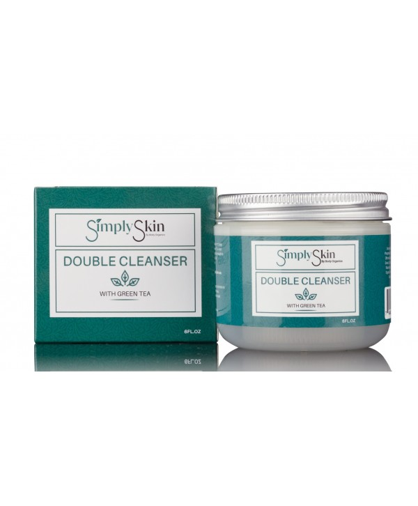 Double Cleanser (With Green Tea)