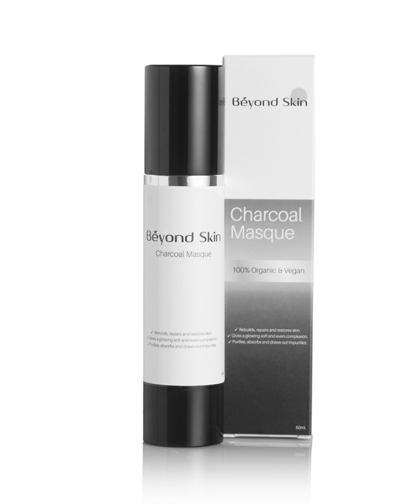 Beyond Skin Charcoal Masque