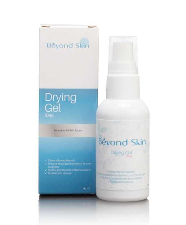 Beyond Skin Drying Gel